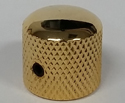 Pickboy Speed Knob (Dome)-Goldplate