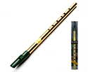 Feadog Irish Whistle Pack-Brass D