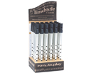 Clarke Meg Tin Whistles (Box of 12) Black D