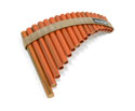 Panpipes Plastic 18 Note