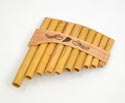 Panpipes Roumaines Curved 10 Note C (C-E)