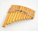 Panpipes Roumaines Curved 12 Note C (A-E)
