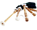 Bagpipes Set-Miniature Toy Set