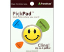 PickPad Pick Holder Smiley Face