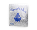 Clarendon Silver Viola Set 12in