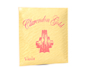 Clarendon Gold Viola Set 16in