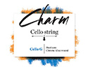 CHARM Cello String Rope/Chrome G