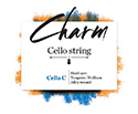 CHARM Cello String Tungsten/Rope C