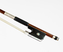 Cello Bow-A.Kramling Pernambuco Oct Sterling Silv Mount