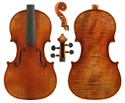 Peter Guan Violin No.7.0-1703 Emiliani Strad