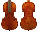 Peter Guan Violin No.10 Des Gesu Cannone