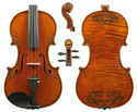 Gliga Vasile Violin Special Series: Lady Scroll