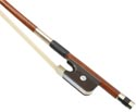 Double Bass Bow-Paul Brazilwood French-mod 3/4