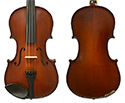 St Romani III by Gliga Violin Outfit with Clarendon-3/4