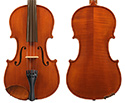 St Romani II by Gliga Violin Outfit with Clarendon-4/4