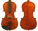 Gliga II Violin Outfit - Double Purfling - 4/4