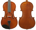Gliga I Violin Outfit Dark Antique finish Guarneri - 4/4