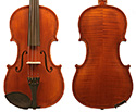 Gliga I Violin Outfit-Double Purfling-4/4