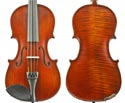 Gliga Vasile Violin Only Professional Antique 1/8