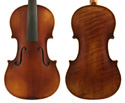 Raggetti RV7AE Violin Only-Distressed-3/4