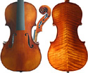 Raggetti Master Violin No.6.0 1734 Diable