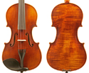 Raggetti Master Violin No.6.0 1741 Kochanski
