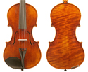 Raggetti Master Violin No.6.2-1742 Lord Wilton