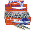 Kazoos-Metal (Box Of 24) B&M sub-kazoo