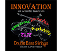 Innovation D/Bass Rockabilly Golden Slap