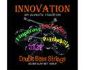 Innovation D/Bass Rockabilly Silver Slap