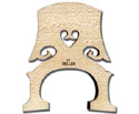 Cello Bridge-Teller Fitted Size 1/2
