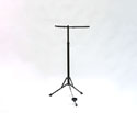 Cello Stand-w/Endpin Holder Black