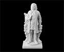 Standing Figure-27cm Marble-Bach