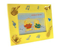 Picture Frame-Instruments Yellow