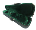 ESE Arrow Violin Case-Lighweight-Black 1/2
