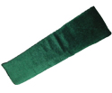 Pad for Viola Case Green Covered Foam FPS
