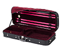 Oblong Viola Case-TG Wood Adj.15-16.5in