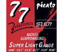 Picato Electric Set-Nickel R/W (008-038) SL77
