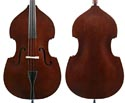 J Francis Double Bass Outfit-Ply 1/4
