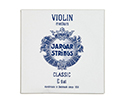 Jargar Violin String E Medium-Blue