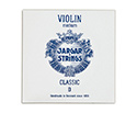 Jargar Violin String D Medium-Blue