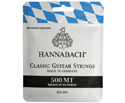 Hannabach Classical Set 500 Medium Tension