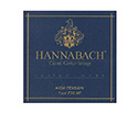 Hannabach Classical Set-Custom Made 728 High