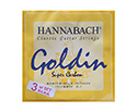 Hannabach Classical Trebles-Goldin Carbon (GBE)