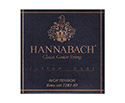 Hannabach Classical Basses-728 (EAD only) High