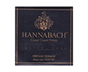 Hannabach Classical Basses-728 (EAD only) Med