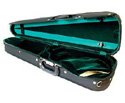 Arrow Violin Case-Bobelock Susp.Velour