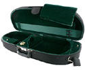Half Moon Viola Case-Bobelock Adjustable