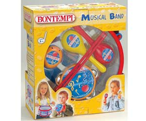 Music Toy-Musical Percussion Kit-Box 1