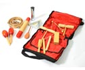 Percussion Set In Bag-17 Pieces
